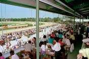 Photo Munchen Daglfing Restaurant Panoramique Hippodrome