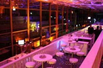 Photo Dortmund restaurant panoramique nocturne