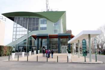 Photo Pau entrée nouvel hippodrome