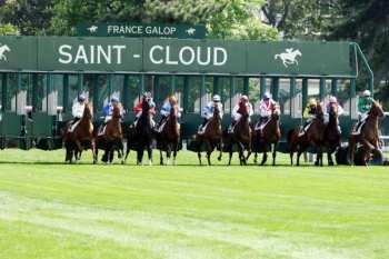 Photo Saint Cloud Stalles Départ