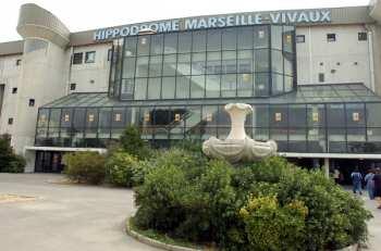 Photo Marseille Vivaux Entrée Hippodrome