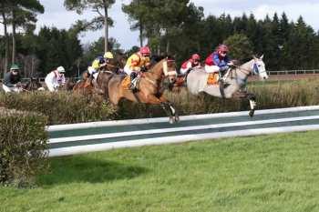 Photo Maure De Bretagne Haies Steeple Chase Course