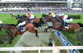 Photo Auteuil Obstacle