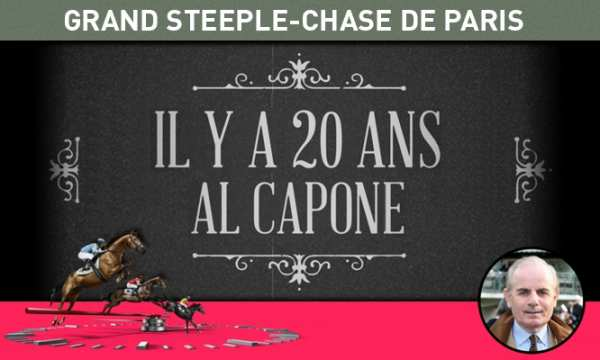 La photo de Al Capone Grand Steeple Chase De Paris