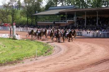 Photo Beaumont De Lomagne Trot Tribunes