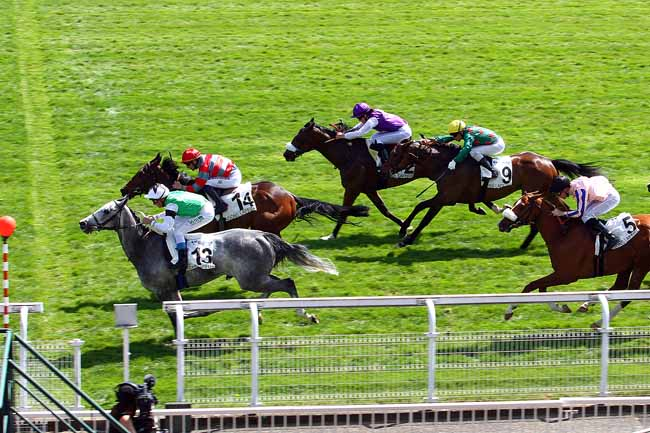 Pmu Resultat Quinte De La Course Prix De L Ile De France 21 Avr