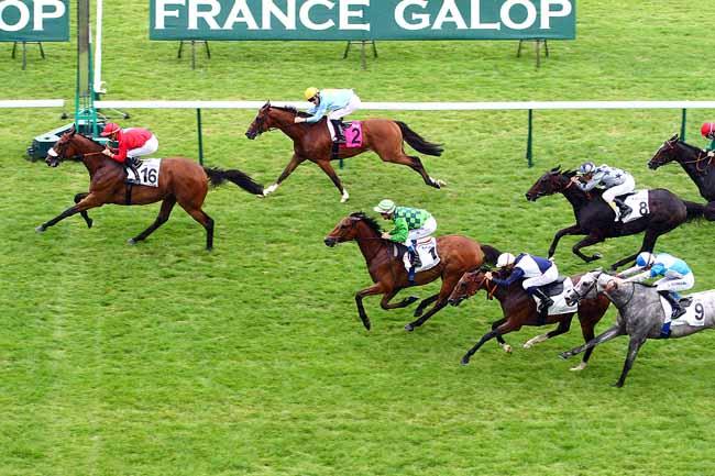 Pmu Resultat Quinte De La Course Prix De L Ile De La Cite 18 Juin