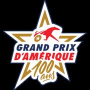 Le logo du GRAND PRIX D'AMERIQUE