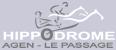 Logo de l'hippodrome AGEN LE PASSAGE