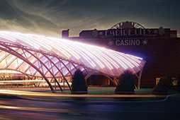 Photo Yonkers entrée casino
