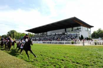 Photo Nancy Hippodrome Tribunes