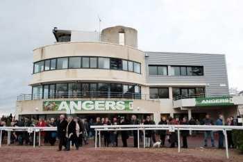 Photo Angers Entrée Hippodrome