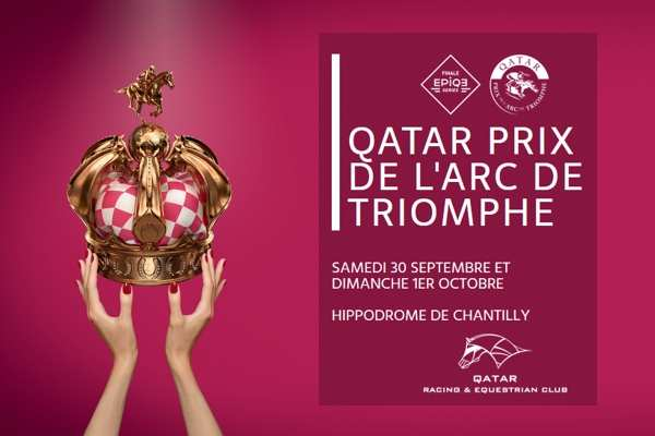 La photo de Qatar Arc De Triomphe 2017