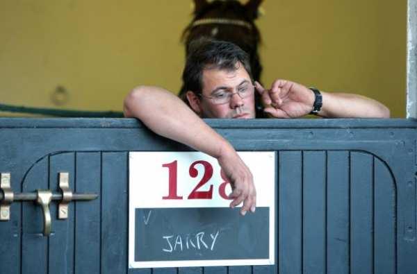 La photo de Jarry Vincent  hippodrome de Paris-Vincennes, criterium des jeunes,   quinté+ prix de Cornulier, ready cash,  quinté plus nocturne, quinté+, quinté plus, pronostic