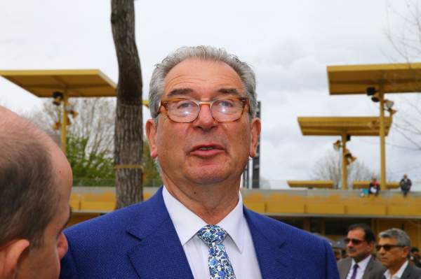 La photo de Jean-Claude ROUGET ParisLongchamp
