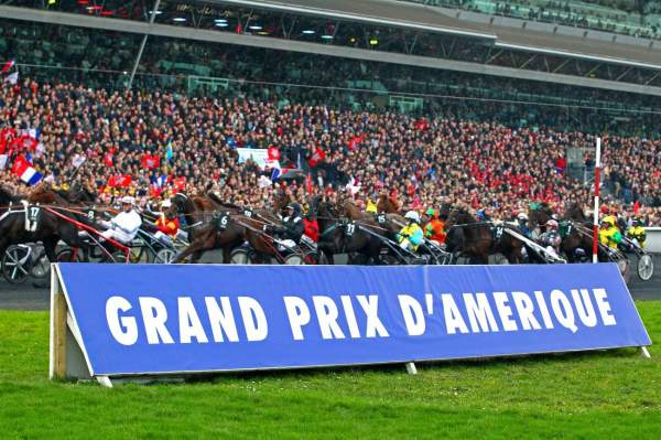 La photo de Prix Amerique
