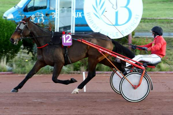 La photo de Cocktail Julino Quinté+ Pmu Grand Prix Dynavena Maisagri 2019 à Bordeaux