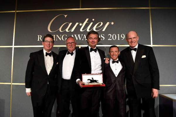 La photo de Cartier Horse Of The Year 2019