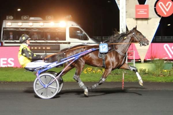 Photo de HERMES D'ECOTAY cheval de TROT ATTELE
