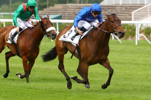 La photo de Morgan Le Faye Course Pmu PRIX CORRIDA 2019 à Saint-Cloud
