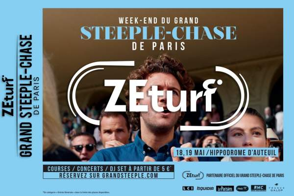 La photo de Zeturf Grand Steeple Chase De Paris 2019