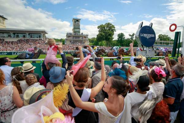 La photo de Prix De Diane Longines 2019 Hippodrome de Chantilly