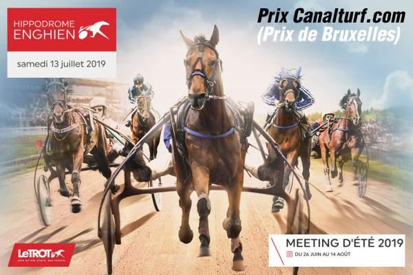 La photo de Meeting D'été D'hengien - Prix Canalturf.com Prix de Bruxelles 2019
