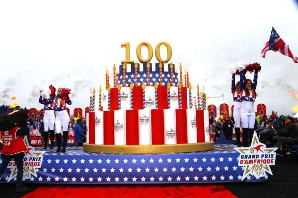 La photo de Prix D'amerique 100 Ans