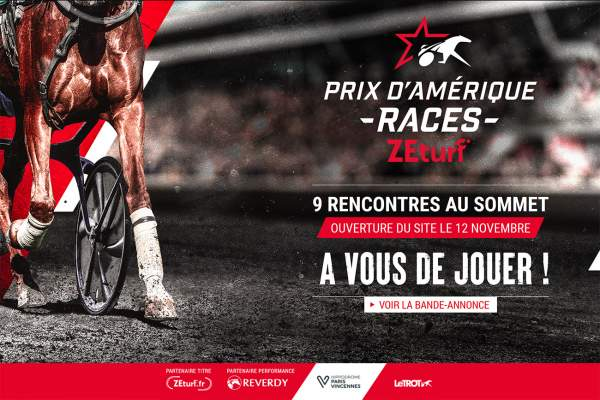 La photo de Prix D'amérique Races Zeturf