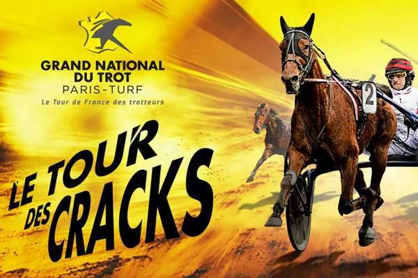 La photo de Grand National du Trot 2020