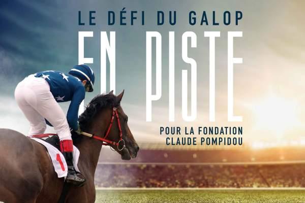 La photo de Défi Du Galop Fondation Claude Pompidou