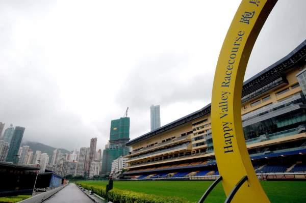 La photo de Happy Valley Hippodrome Hong Kong