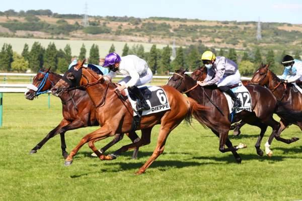 La photo de Folleville Course Pmu Prix de Saint-Germain de la Grange 2020 à Dieppe