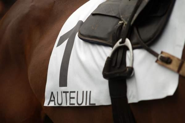 La photo de Auteuil Tapis de Selle