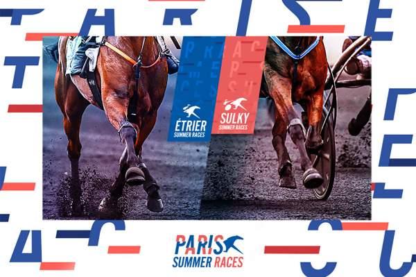 La photo de Paris Summer Races LeTROT